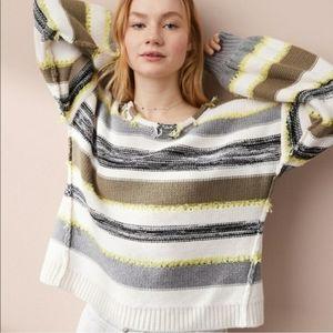 Sweaters - Lou & Grey Balloon Sleeve Sweater